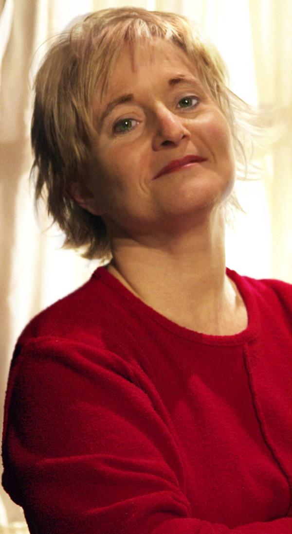 Marie-Hélène da Silva [Photo: Jean Lefort]
