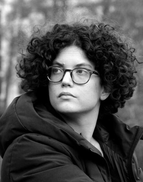 Sophie Delafontaine [Photo: Rafael Muñoz Gomez, Bruxelles (Belgique), 19 décembre 2018]