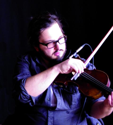 Guido Del Fabbro [Photograph: Élisabeth Alice Coutu, Montréal (Québec), February 13, 2012]