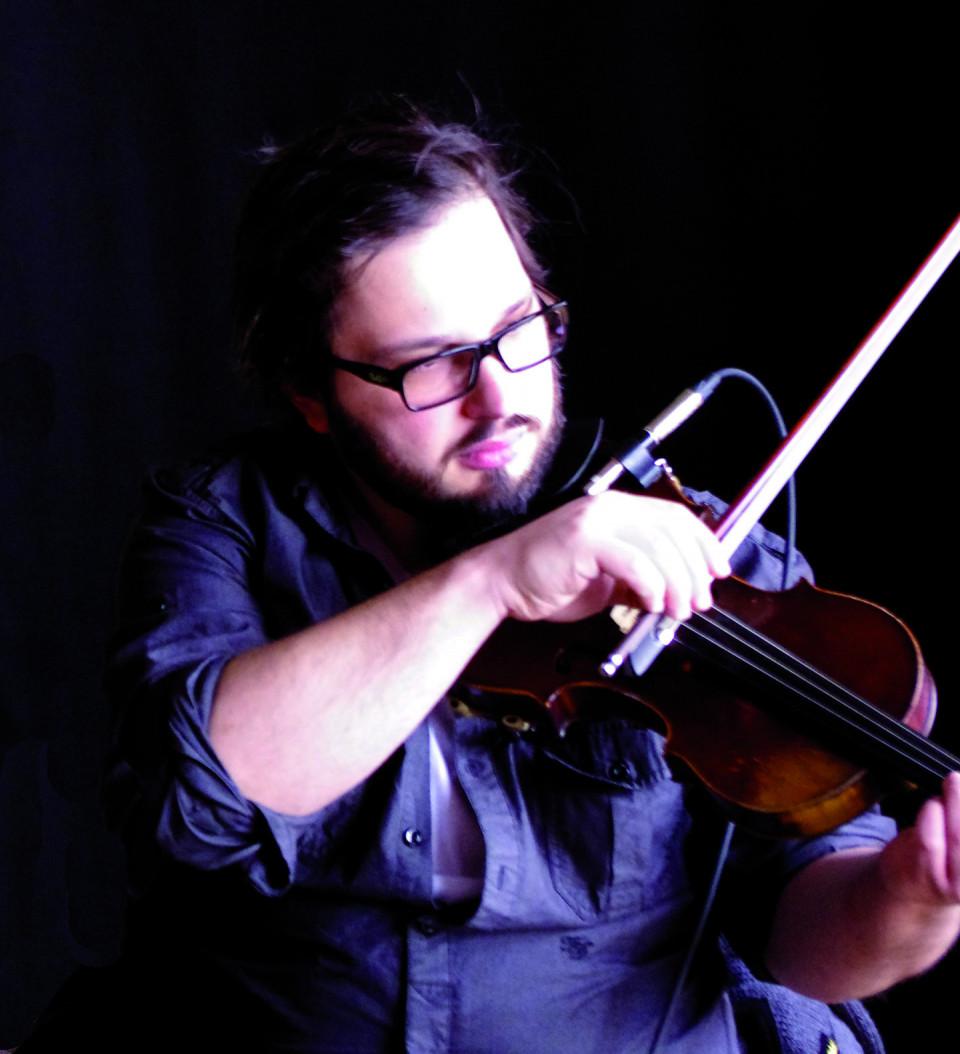 Guido Del Fabbro [Photo: Élisabeth Alice Coutu, Montréal (Québec), February 13, 2012]