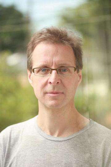 Jean-François Denis [Photo: Mark Mushet, Vancouver (Colombie-Britannique, Canada), 23 juin 2010]
