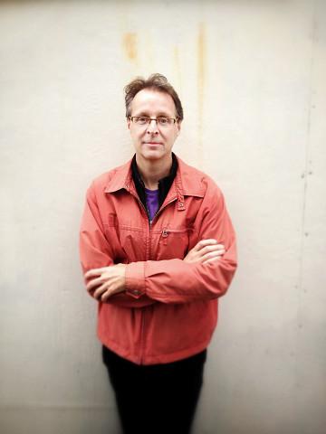Jean-François Denis [Photo: Mark Mushet, Vancouver (Colombie-Britannique, Canada), 20 juin 2013]