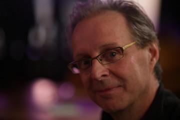 Jean-François Denis [Photo: Sophie Delafontaine, Bruxelles (Belgique), 24 octobre 2018]