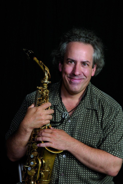 Jean Derome [Photo: Jean-Claude Désinor, Montréal (Québec), August 2009]