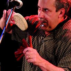 Jean Derome [Photo: Michel Pinault, Montréal (Québec), 8 octobre 2011]