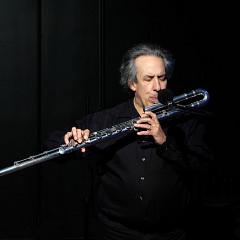 Jean Derome [Photograph: Céline Côté, Montréal (Québec), October 17, 2019]