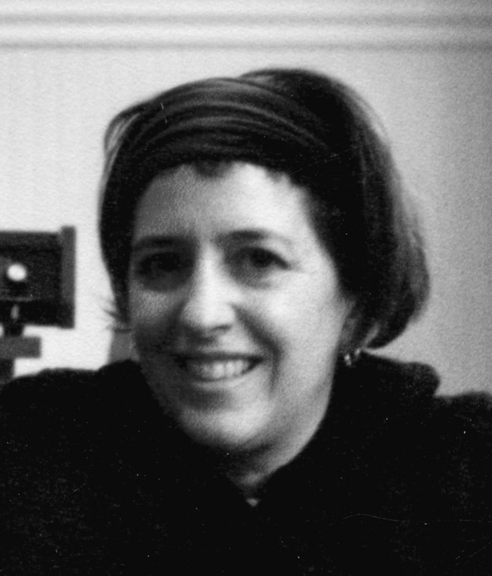Nathalie Derome [Photo: Robert Langlois, 2007]