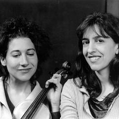 Maryse Poulin, Nathalie Derome [Photo: Luc Senécal]