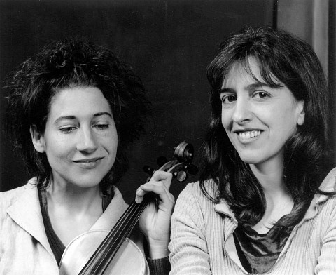 Maryse Poulin, Nathalie Derome [Photograph: Luc Senécal]