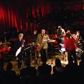 Jean Derome et les Dangereux Zhoms in concert during Traquen'Art' 25th at La Sala Rossa [Photograph: Jean-Claude Désinor, Montréal (Québec), March 29, 2007]