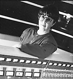 Marcelle Deschênes [Photo: Bernard Bohn, 1984]