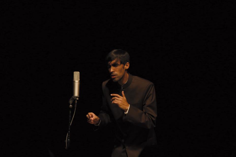 Gabriel Dharmoo [Photo: Ben Wilson, 2013]