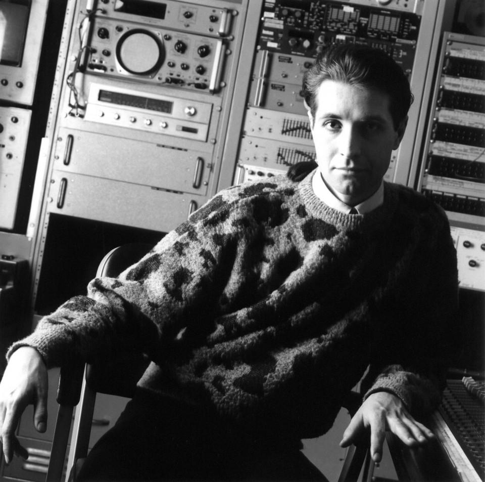 Paul Dolden [Photo: Doane Gregory, May 3, 1986]