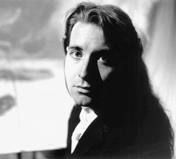 Paul Dolden [Photo: Mark Mushet, 1987]