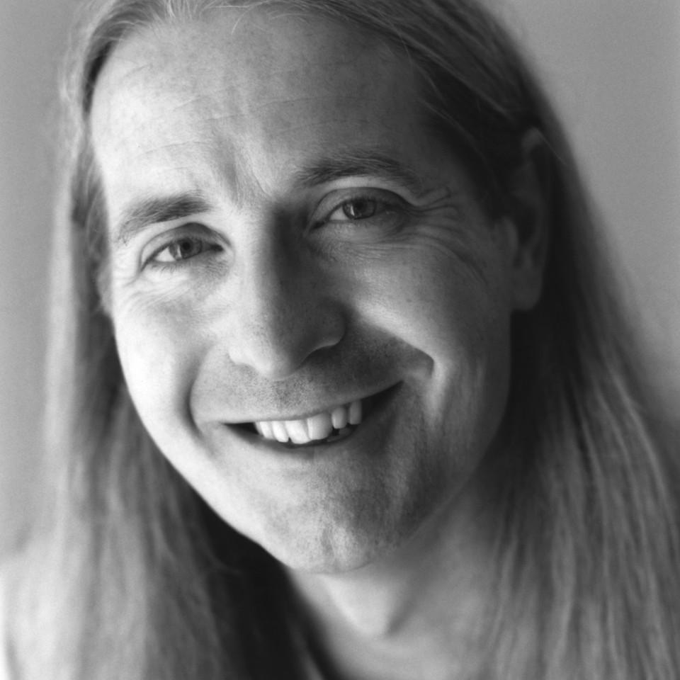 Paul Dolden [Photo: Mark Mushet, 2002]