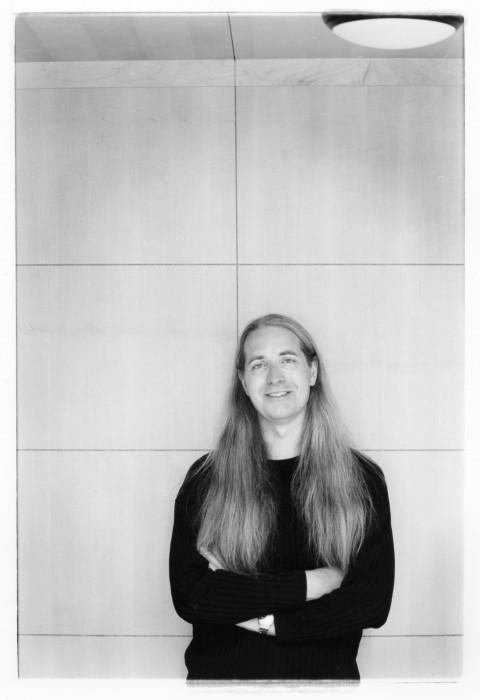 Paul Dolden [Photo: Mark Mushet, 2005]