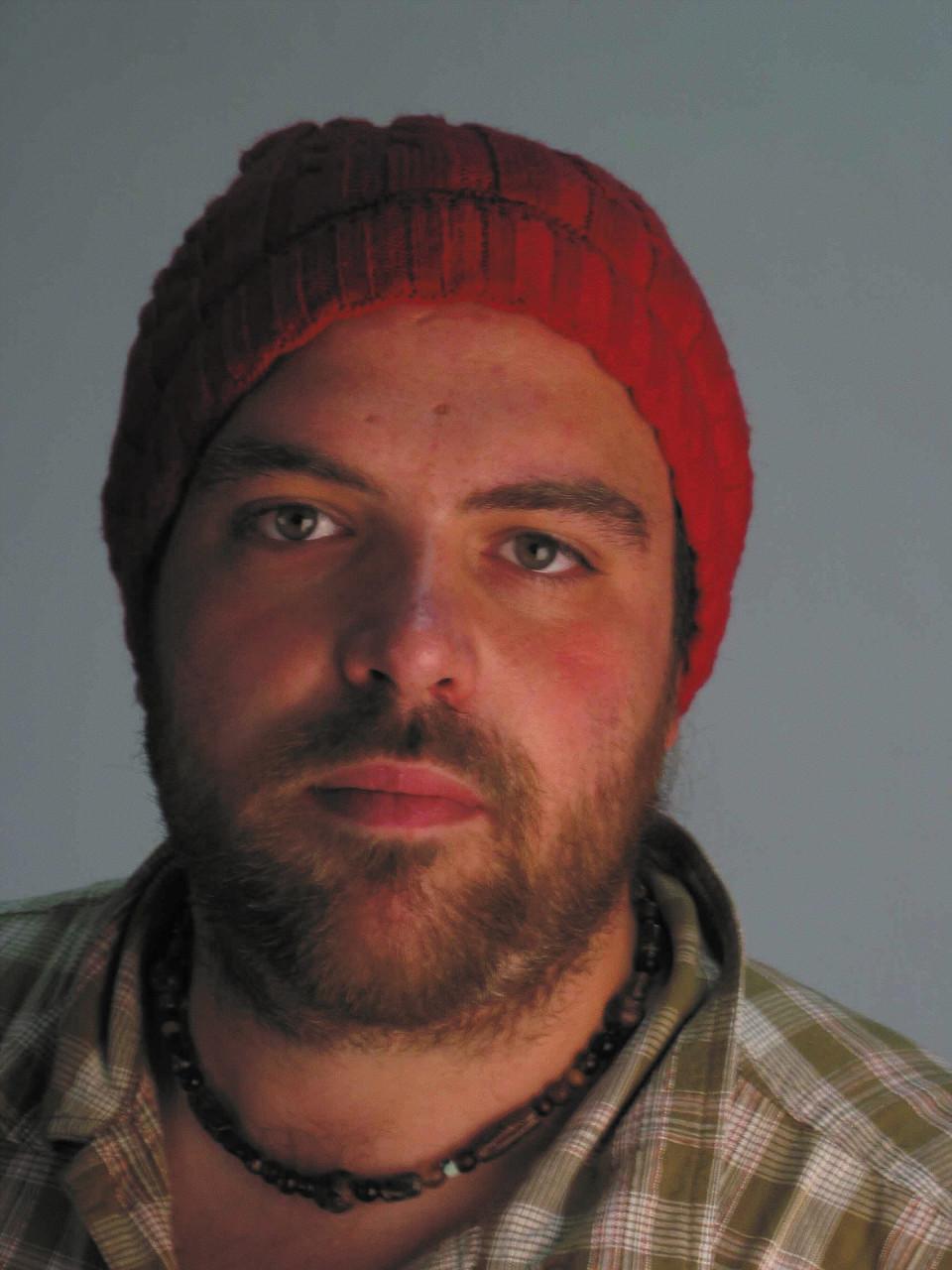 Érick d'Orion [Photo: John Oswald, 2002]