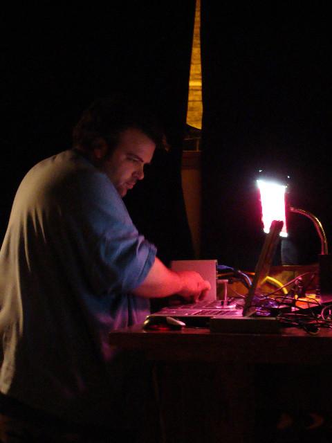 Érick d'Orion [Photo: Victortronic, 2008]
