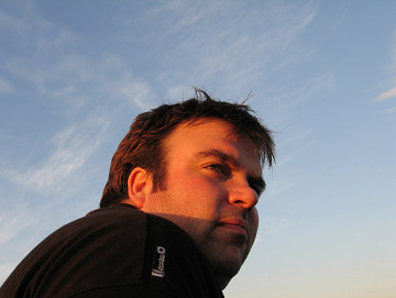 Érick d'Orion [Photo: Simon-Pierre Lemelin, 2008]