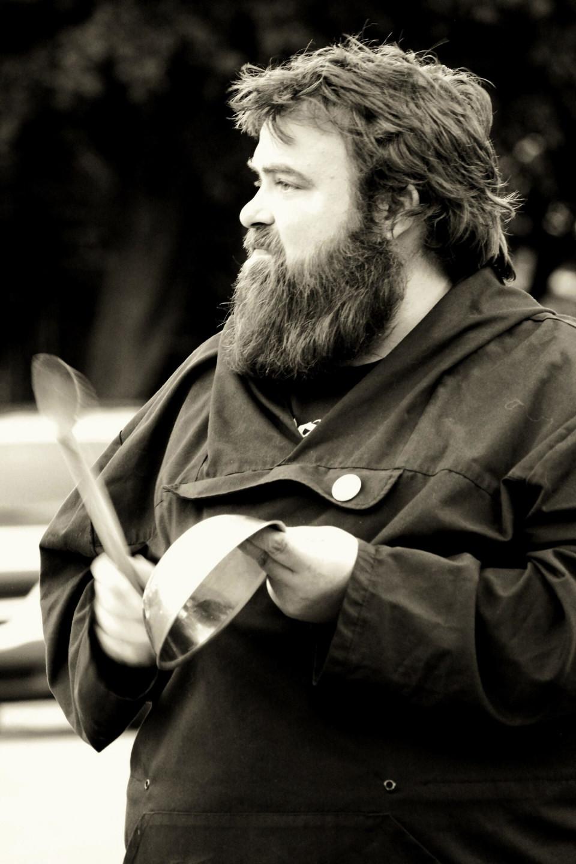 Érick d'Orion [Photo: Marie Michelle Loubier, 2012]