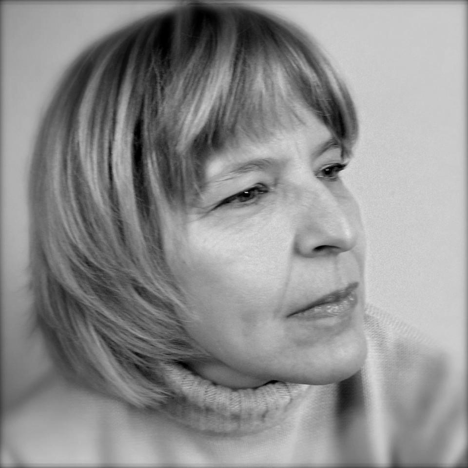 Ingrid Drese [Photograph: Marc Moniez, February 2009]