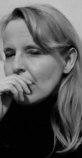 Ingrid Drese [Photo: Renaud De Putter, March 2007]
