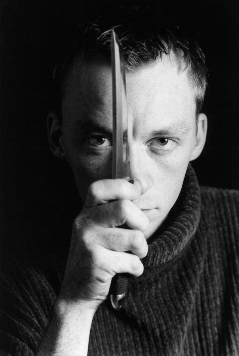 Louis Dufort [Photograph: André Tremblay, 1999]