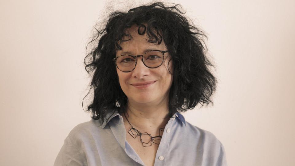 Chantal Dumas [Photograph: Veronica Mockler, Montréal (Québec), August 13, 2019]