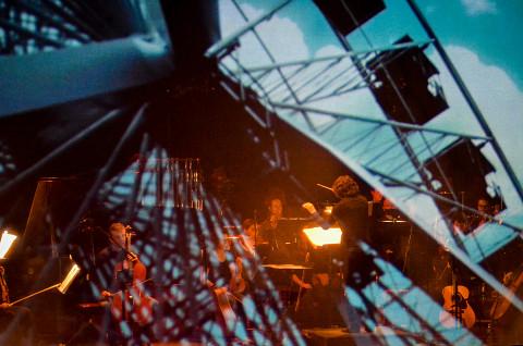 Ensemble contemporain de Montréal (ECM+) [Photo: James Whittall, Montréal (Québec), April 30, 2015]