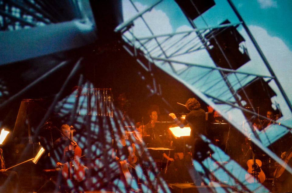 Ensemble contemporain de Montréal  ()ECM+ () [Photo: James Whittall, Montréal (Québec), 30 avril 2015]
