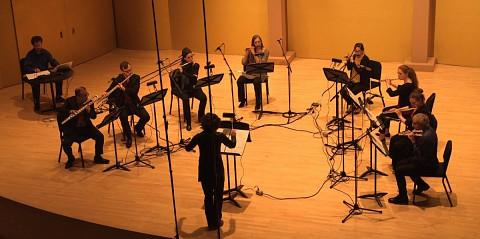 Ensemble contemporain de Montréal (ECM+) [Photo: ECM+]