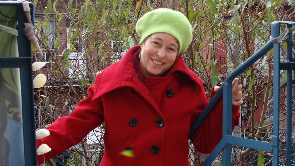 Géraldine Eguiluz [April 2013]