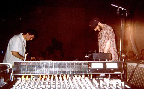 Ensemble Camp en concert à la Galerie des Franciscains [Saint-Nazaire (Loire-Atlantique, France), 29 mai 2004]