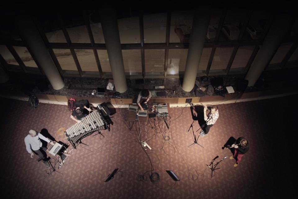Ensemble ILÉA — At Faculté de musique of Université de Montréal [Photo: Myriam Boucher, Montréal (Québec), January 2017]