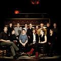L'Ensemble Pierre Labbé lors du lancement du disque Tremblement de fer [Photo: Patrick Larocque, Montréal (Québec), 23 octobre 2010]