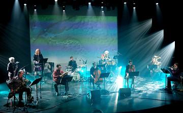 Ensemble SuperMusique  ()ESM () [Photo: Céline Côté, Montréal (Québec), April 8, 2021]
