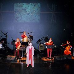 Acte 2: Diane Labrosse, Joane Hétu, Danielle Palardy Roger, Claire Gignac, Mélanie Auclair et Pierre Hébert (images vidéo) [Montréal (Québec), 16 mars 2006]