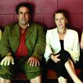 Ensemble SuperMusique (ESM), Alexandre St-Onge, Pierre Tanguay, Jean Derome, Diane Labrosse, Joane Hétu, Scott Thomson [Photograph: Mélanie Ladouceur, Montréal (Québec), September 2007]