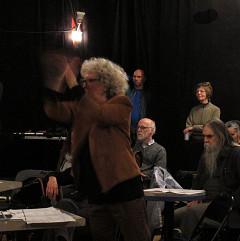 Ensemble SuperMusique (ESM), Danielle Palardy Roger [Photo: Céline Côté, Montréal (Québec), 29 avril 2018]