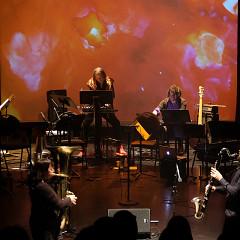 Ensemble SuperMusique (ESM) [Photograph: Céline Côté, Montréal (Québec), November 22, 2018]