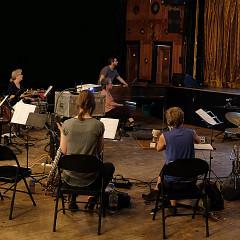 Ensemble SuperMusique (ESM) [Photo: Céline Côté, Montréal (Québec), 22 septembre 2019]