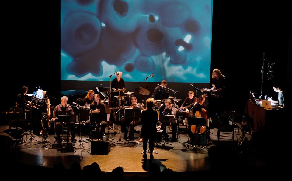 Ensemble SuperMusique (ESM) [Photo: Céline Côté, Montréal (Québec), 27 novembre 2019]