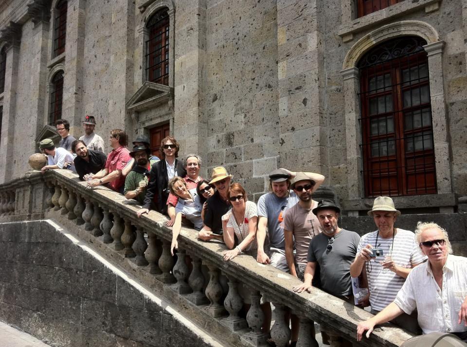 La Fanfare Pourpour au Mexique [23 mai 2012]