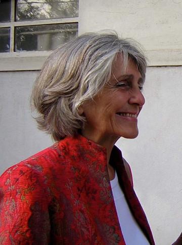Beatriz Ferreyra [Photo: Christine Groult]