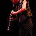 Lori Freedman / Soirées de musique fraîche, Salle Multi – Méduse, Quebec City (Québec) [Photograph: Idra Labrie, Quebec City (Québec), April 17, 2004]