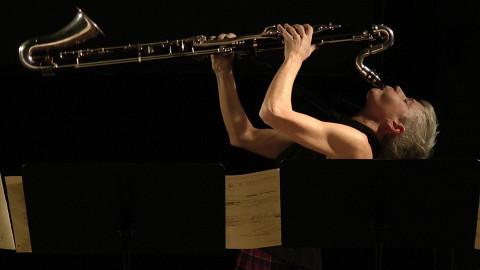Lori Freedman / The Virtuosity of Excess; X Avant X — MG40: Lori Freedman + CCMC, The Music Gallery, Toronto (Ontario, Canada) [Photo: Sharon Kanach, Toronto (Ontario, Canada), 15 octobre 2015]