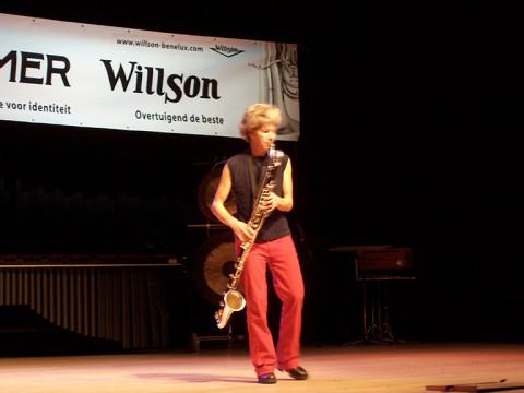 Lori Freedman / World Bass Clarinet Convention, Rotterdam (Netherlands) [Rotterdam (Netherlands), October 2005]