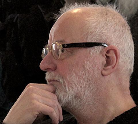 Raymond Gervais [Photo: Céline Côté, Montréal (Québec), 1 mars 2014]