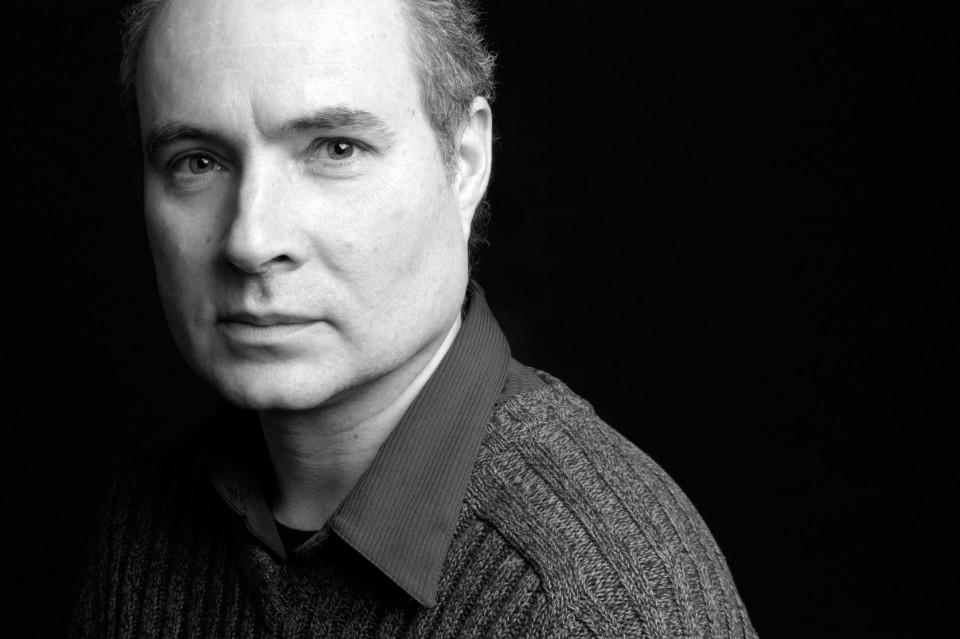 Gilles Gobeil [Photo: Isabelle Gardner, March 26, 2006]