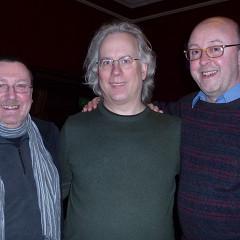 Jonty Harrison, Robert Dow, Adrian Moore [Édimbourg (Écosse, RU), 9 février 2013]
